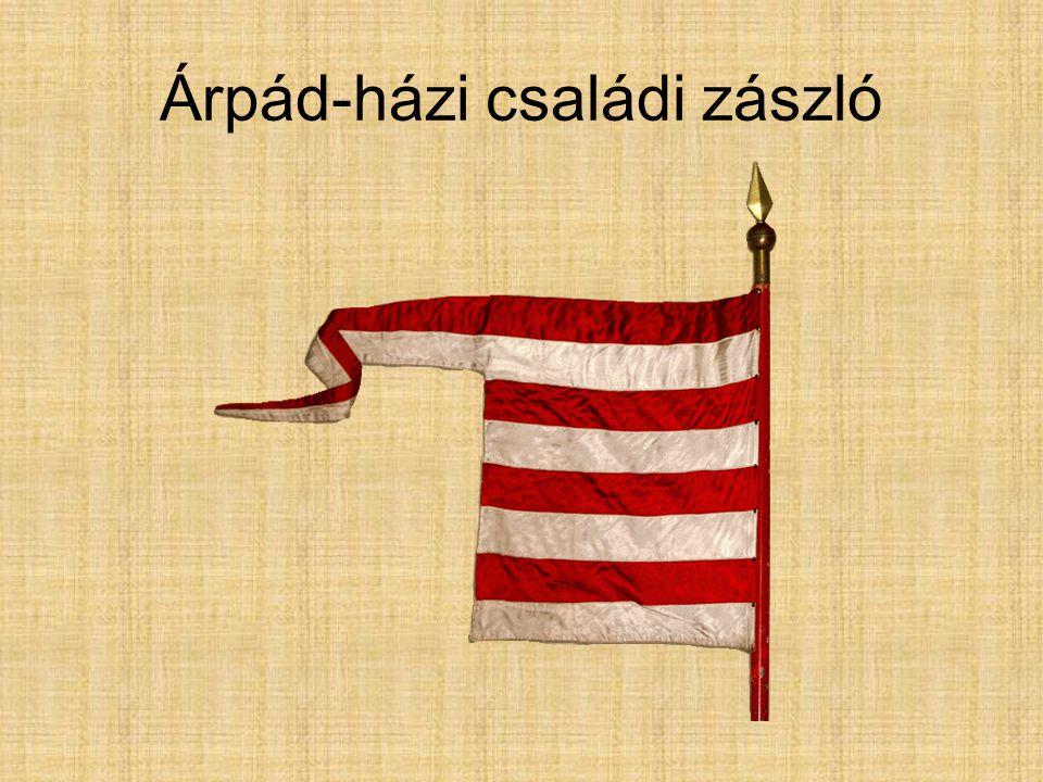 Árpád-házi családi zászló