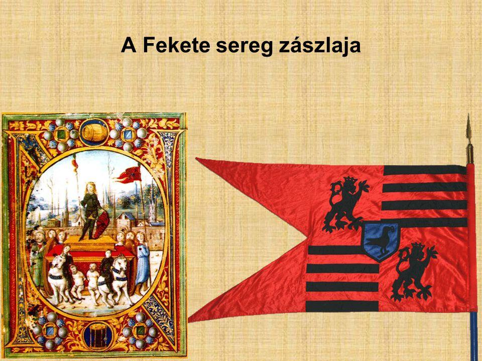 A Fekete sereg zászlaja