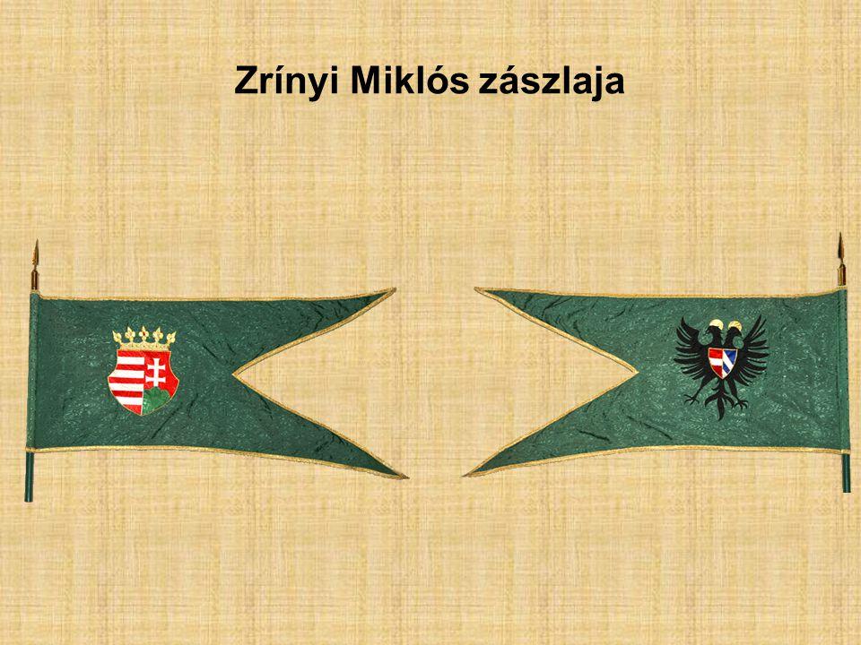 Zrínyi Miklós zászlaja