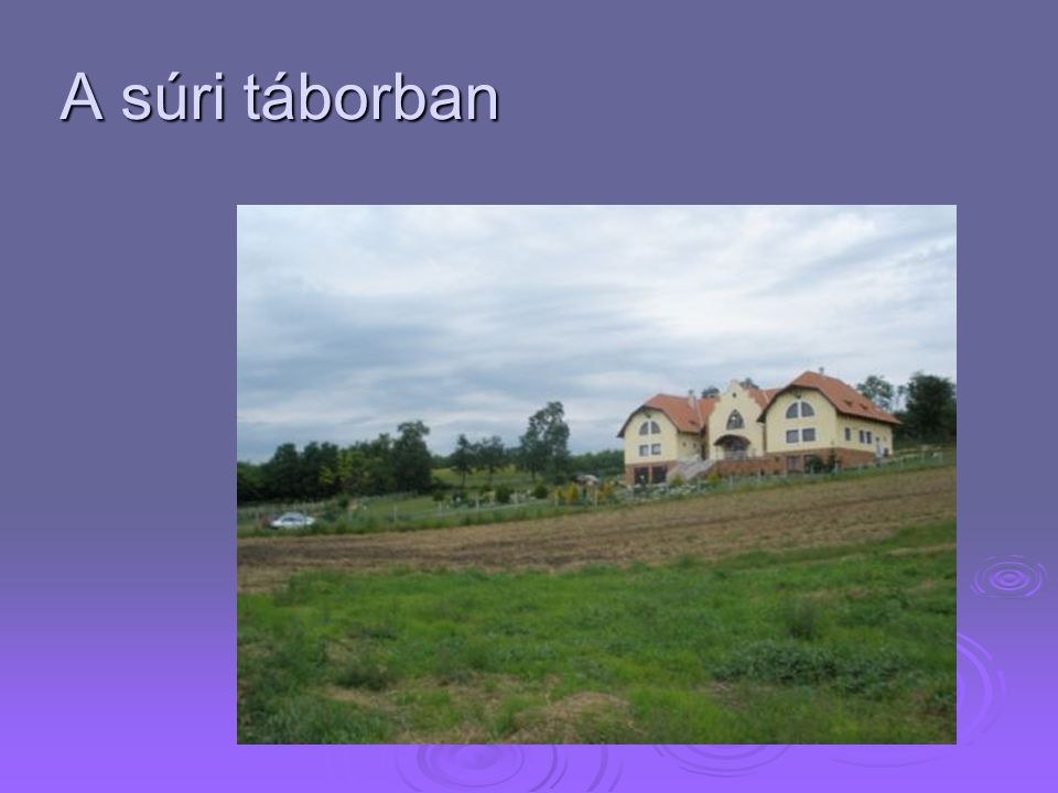KÓRUS 2008. augusztus 21-24.