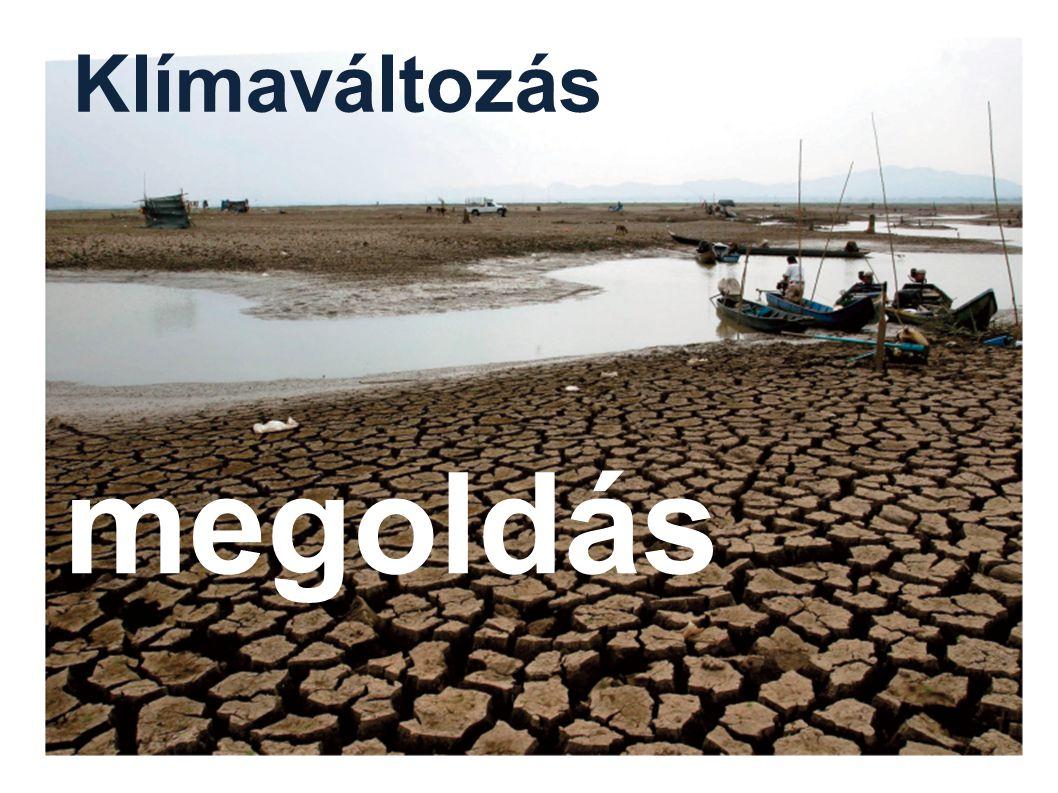 Klímaváltozás megoldás