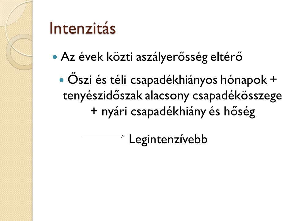 Intenzitás
