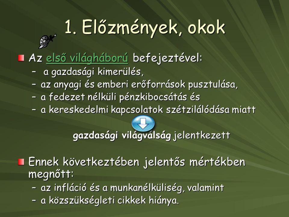 6.Hatás Magyarországon Agrárválság 2.