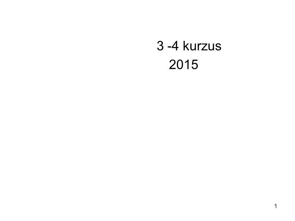 1 3 -4 kurzus 2015