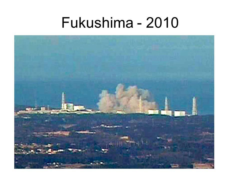 Fukushima - 2010