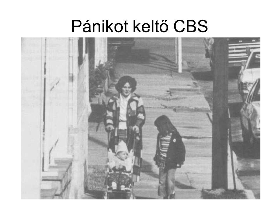 Pánikot keltő CBS