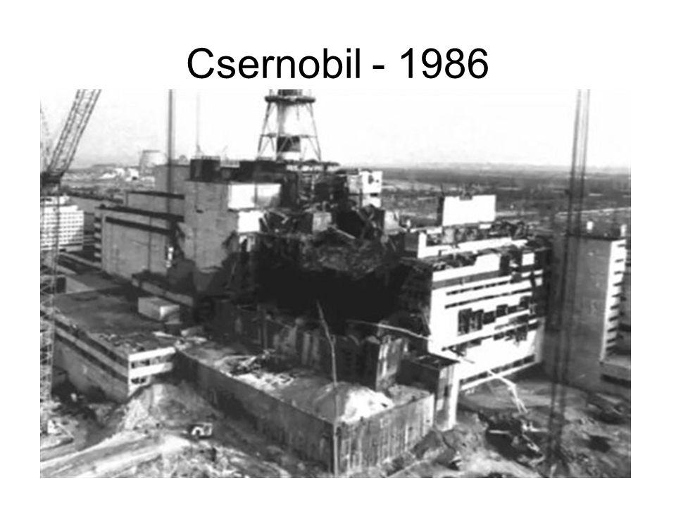 Csernobil - 1986