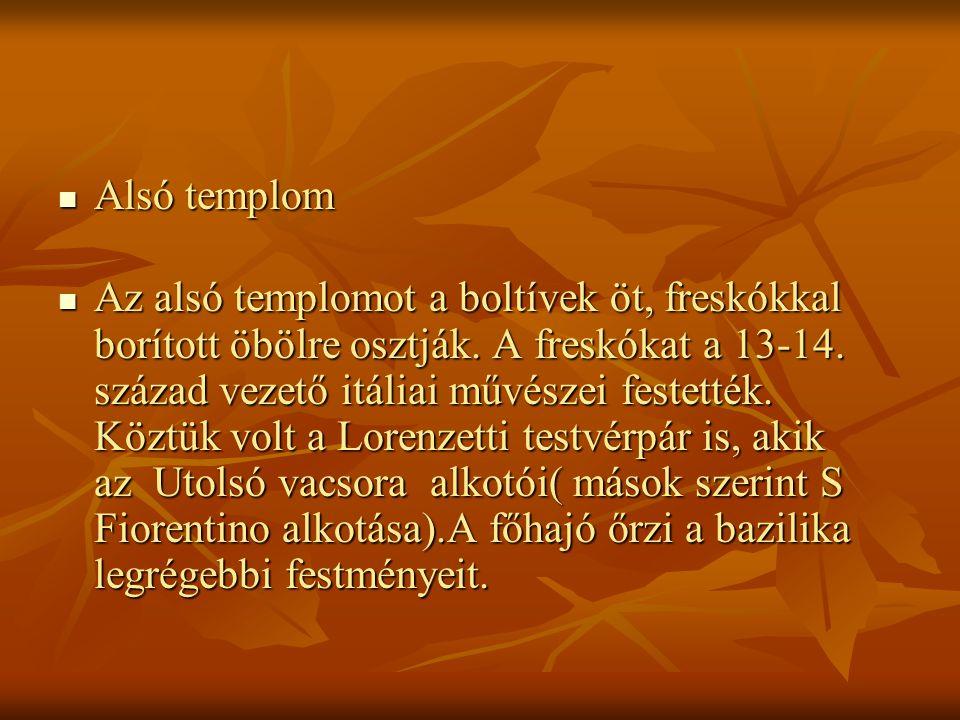 A szerzetesek gyakran bírálták Elia Bombardone, azaz Éliás testvért viselkedéséért, és bár a derék barát nem volt bűn nélkül való, Szent Ferenc mégis őt nevezte ki utódjául.