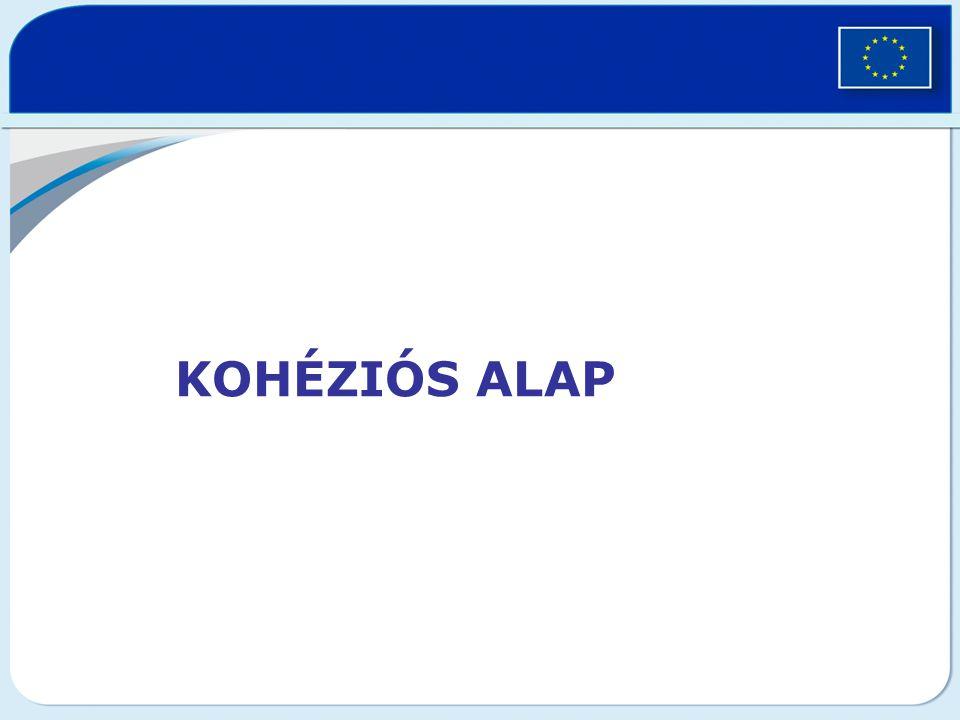 KOHÉZIÓS ALAP