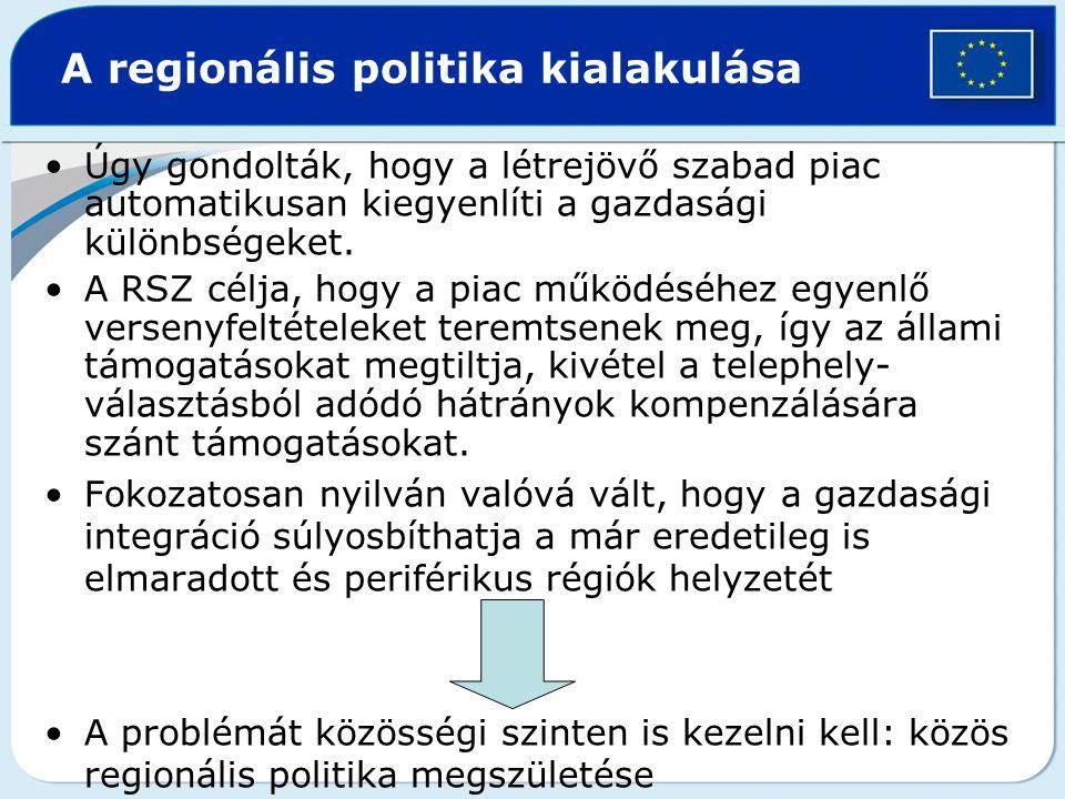 Pályázati folyamat logikája a magyar rendszeren keresztül Tagállam nemzeti fejlesztési tervet készít –Magyarországon ez jelenleg Széchenyi 2020 Európai Bizottság ezt jóváhagyja Fejlesztési terv prioritásokat és célkitűzéseket tartalmaz A tervet a céloknak megfelelően un.