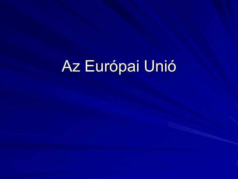 Korunk világgazdaságának 3 nagy központja van: –Európai Unió –Amerikai Egyesült Államok –Japán Gazdaságuk alapja: –Pénz –Tudás –Anyagi és szellemi tőke