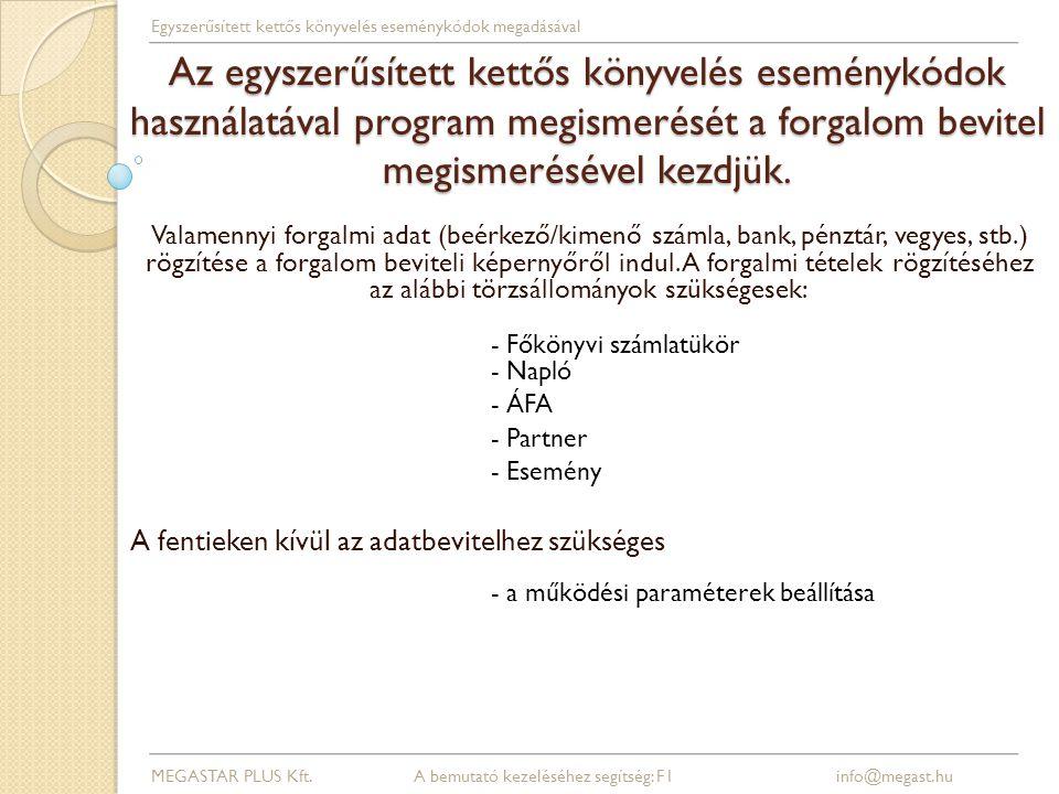 Vevő kiegyenlíti a számlát banki átutalással MEGASTAR PLUS Kft.