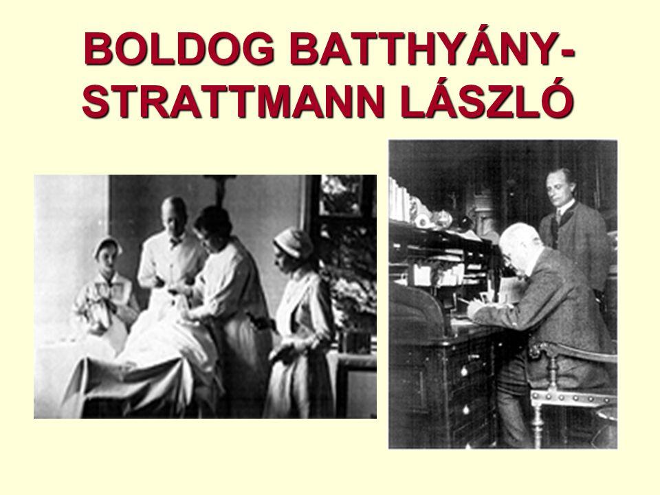 BOLDOG BATTHYÁNY- STRATTMANN LÁSZLÓ