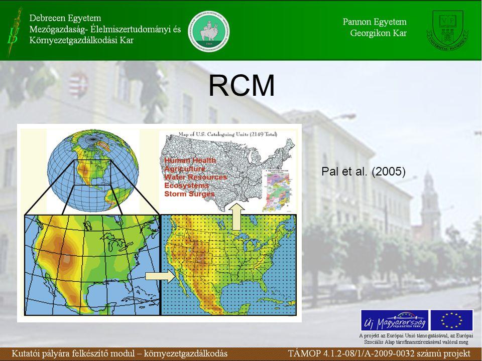 RCM Pal et al. (2005)
