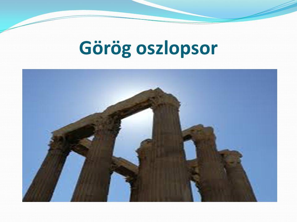 Görög oszlopsor