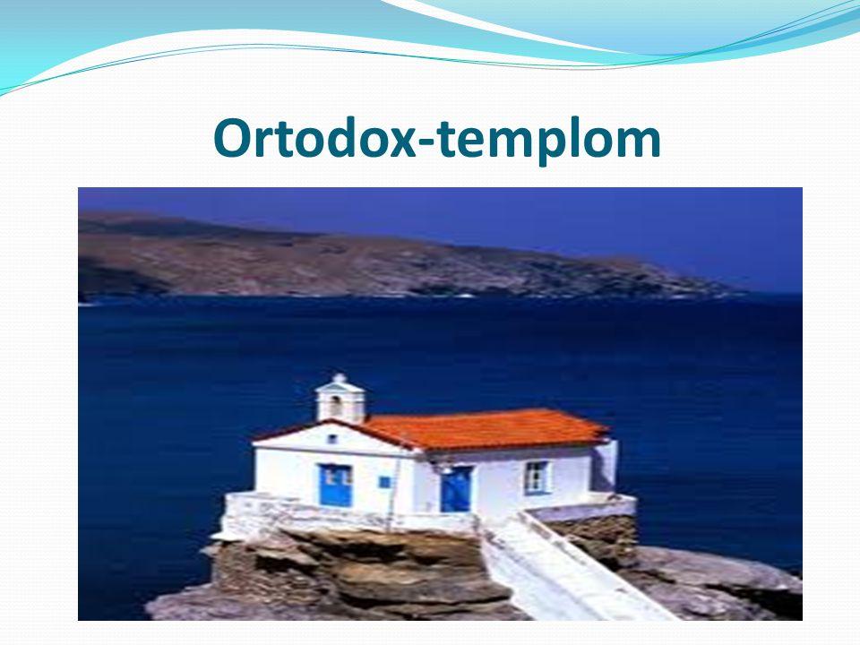 Ortodox-templom