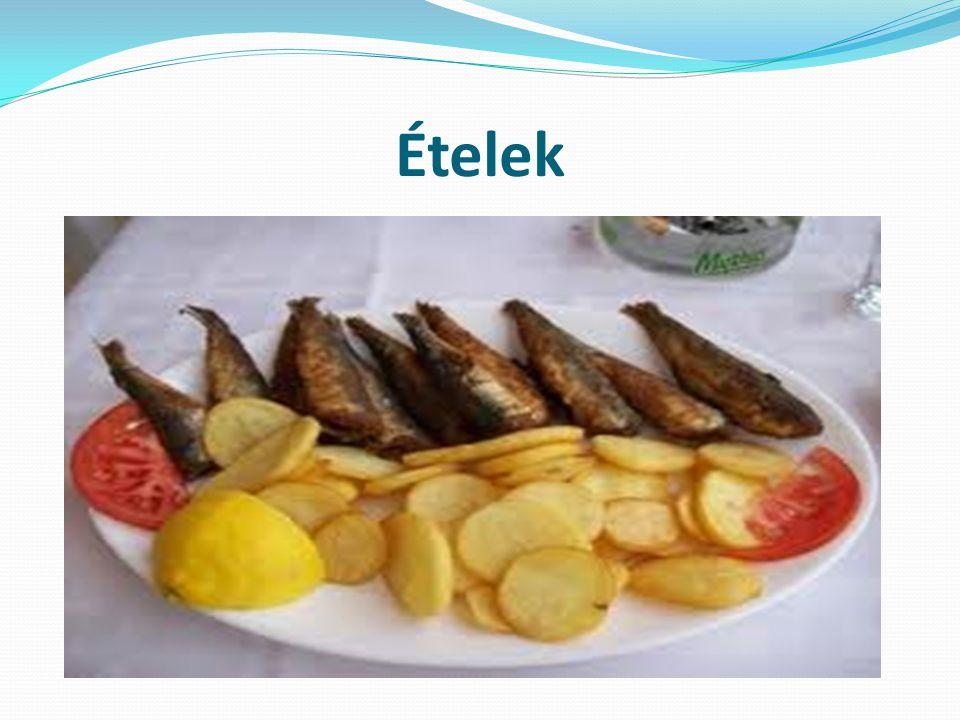 Ételek