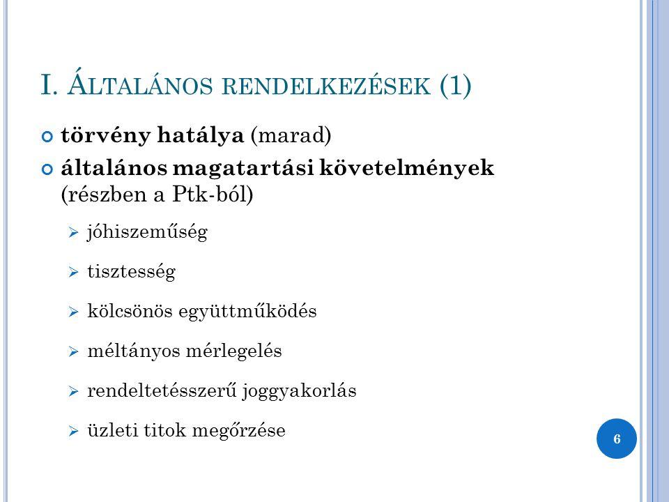 VI. A TIPIKUS JOGVISZONYOK 37