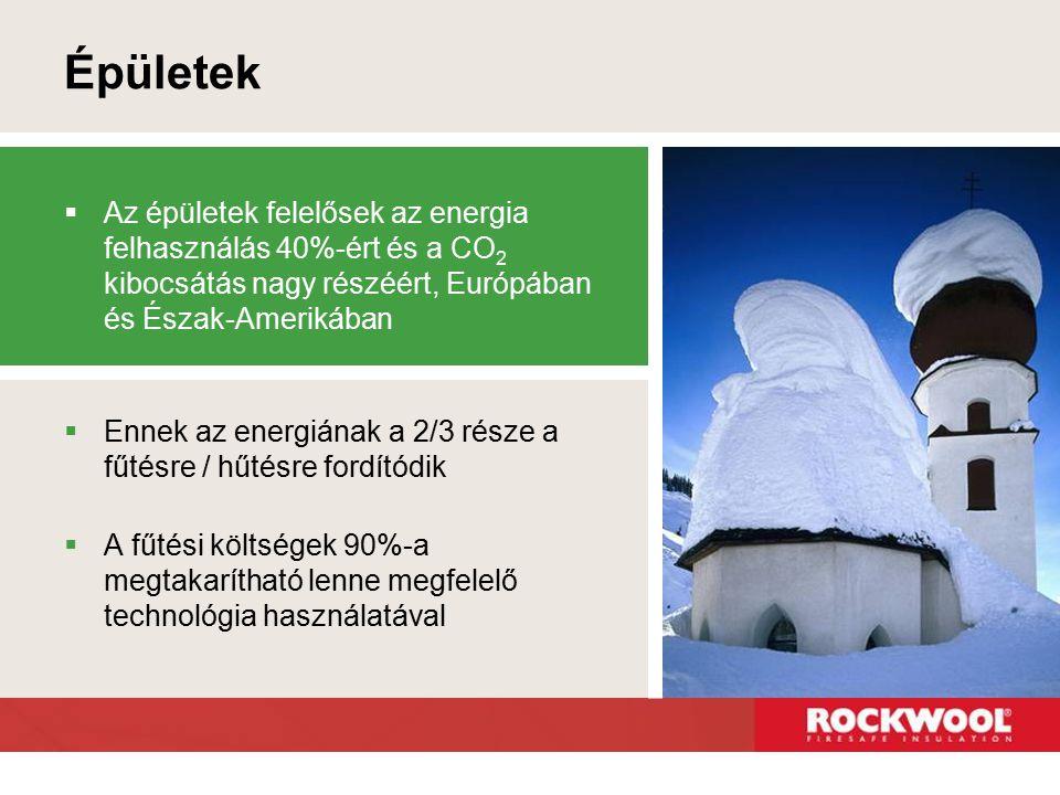 VAKOLHATÓ HOMLOKZATI HŐSZIGETELÉS FRONTROCK MAX E kétrétegű (inhomogén) kőzetgyapot lemez A Frontrock Max E homlokzati kőzetgyapot szigetelő-lemez igazi újdonság.