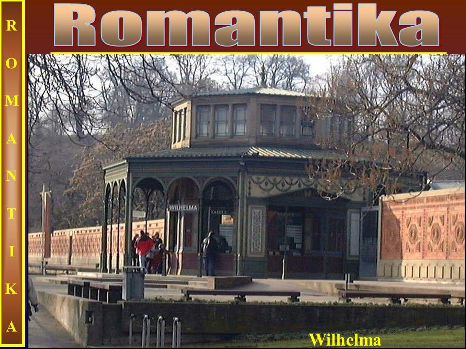Ecseri ROMANTIKAROMANTIKA Wilhelma