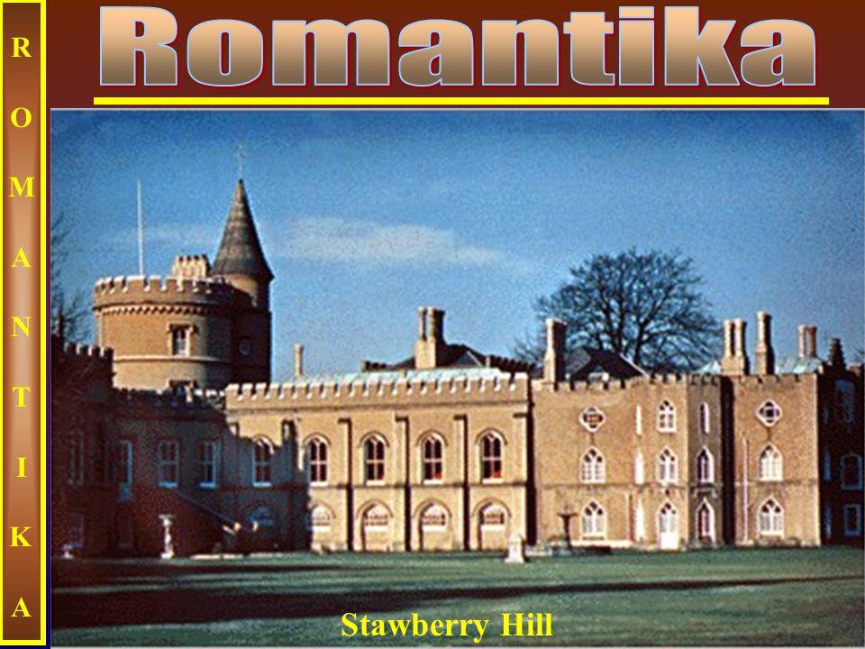 Ecseri ROMANTIKAROMANTIKA Stawberry Hill