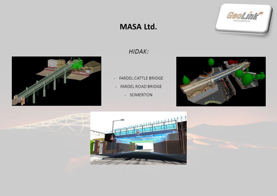 MASA Ltd. PORTHSMOUTH HARBOUR