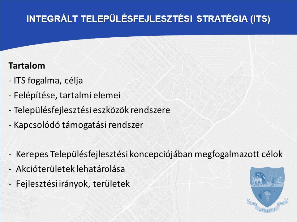 A településfejlesztési koncepcióban (TFK) meghatározott környezeti, társadalmi és gazdasági célok megvalósítását szolgáló középtávú fejlesztési program.