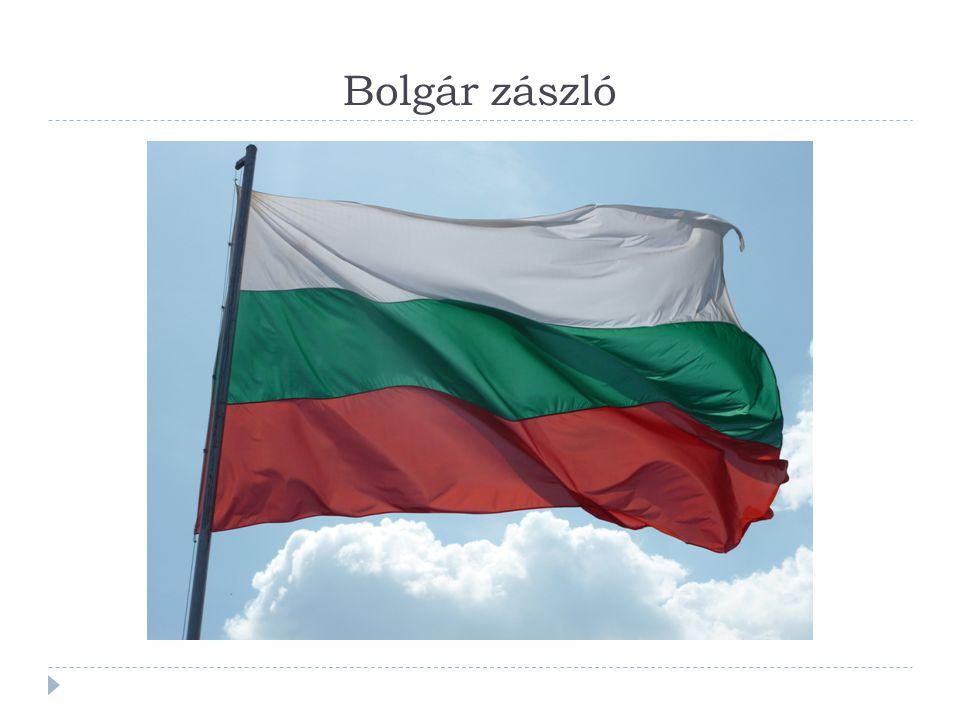 Bolgár zászló