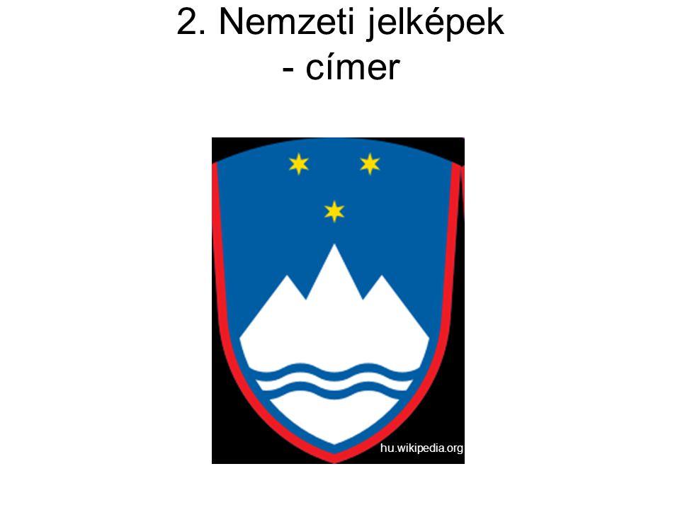 2. Nemzeti jelképek - címer hu.wikipedia.org