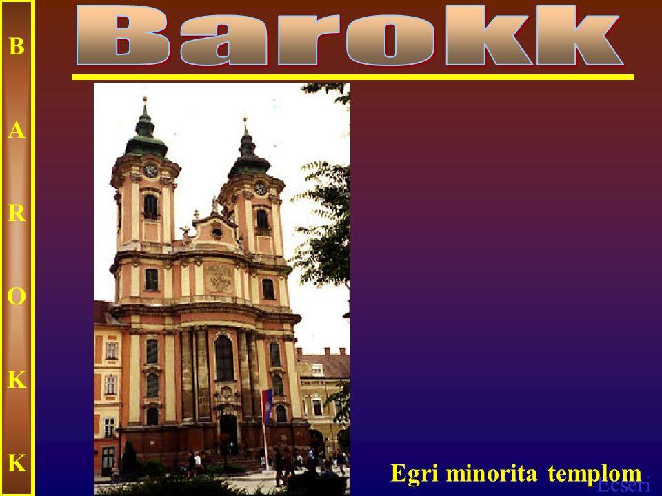 Ecseri BAROKKBAROKK Savoyai kastély - Ráckeve