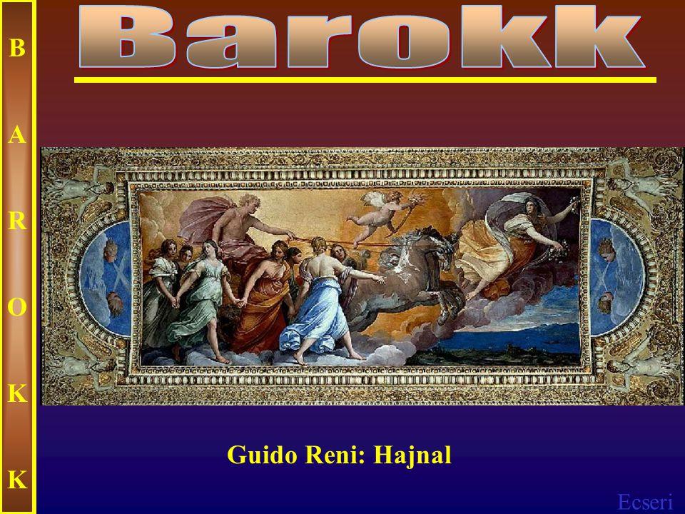 Ecseri BAROKKBAROKK Caravaggio: Hitetlen Tamás
