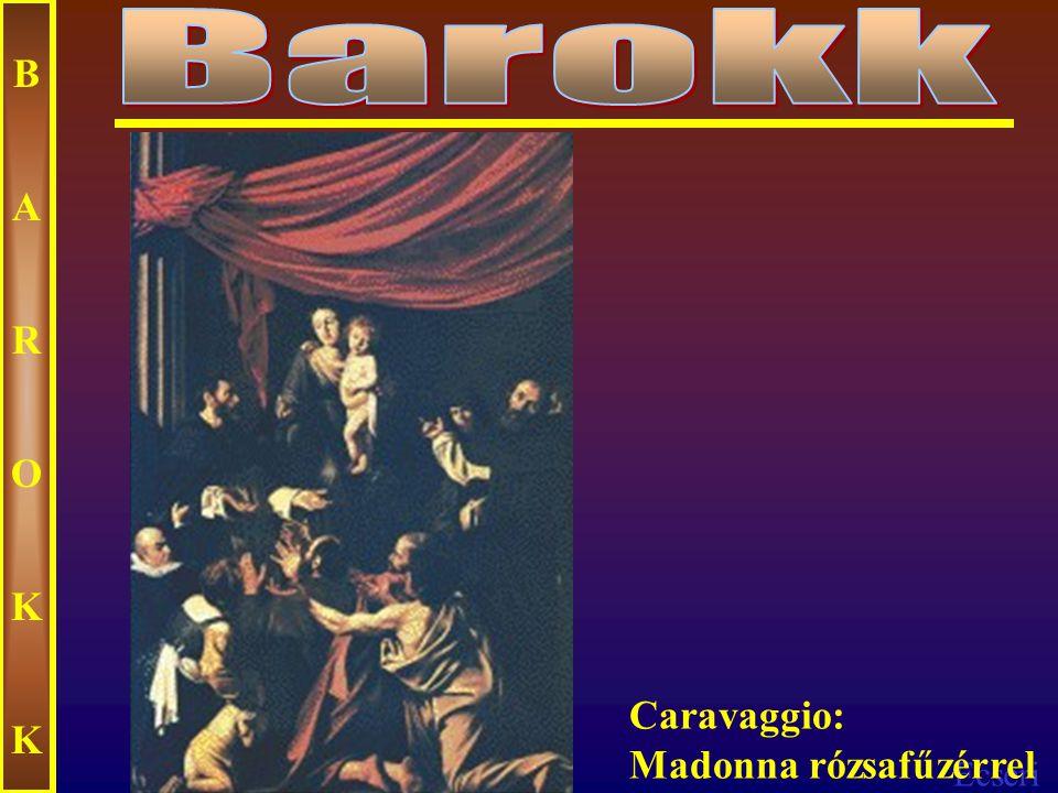 Ecseri BAROKKBAROKK El Greco: Keresztelő Szent János