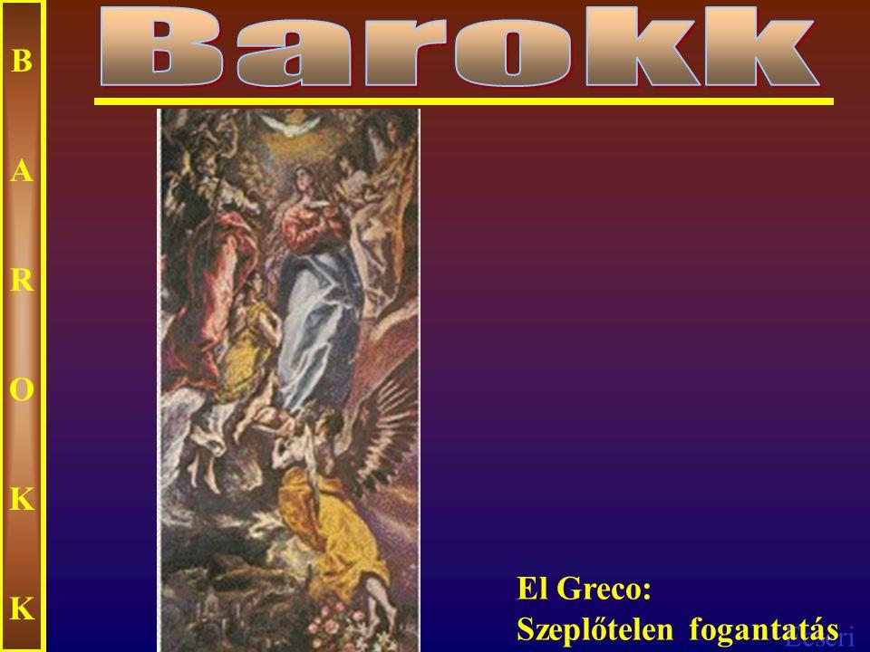 Ecseri BAROKKBAROKK El Greco: Krisztus feltámadása