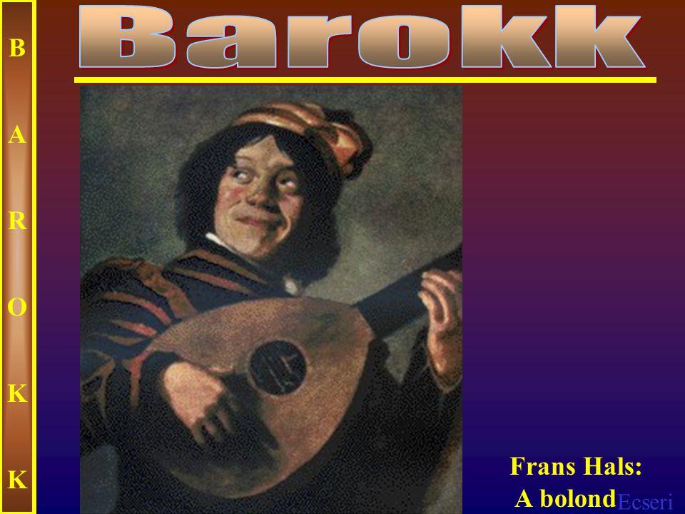 Ecseri BAROKKBAROKK