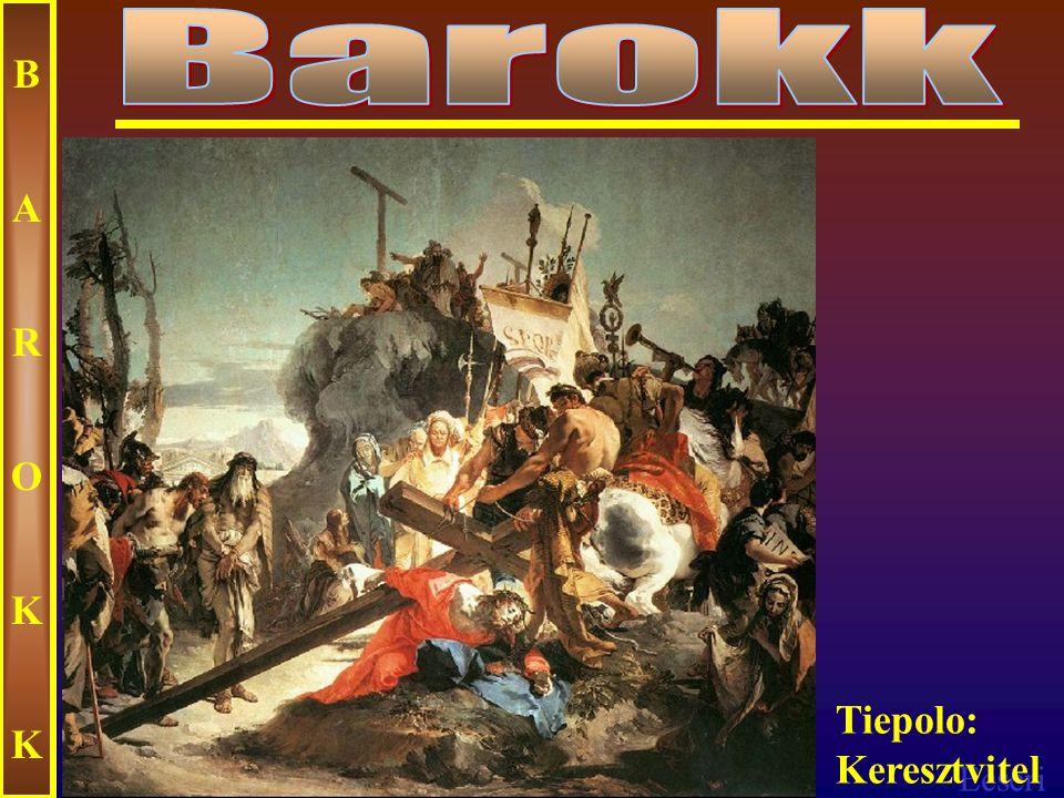 Ecseri BAROKKBAROKK Dorffmaister István: III.