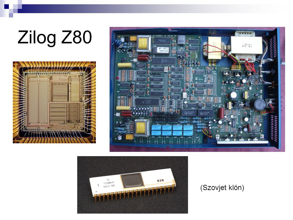 Zilog Z80 (Szovjet klón)