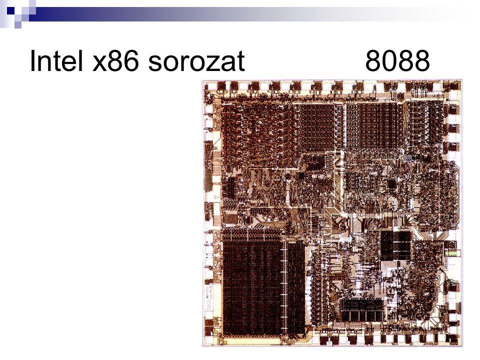 Intel x86 sorozat8088