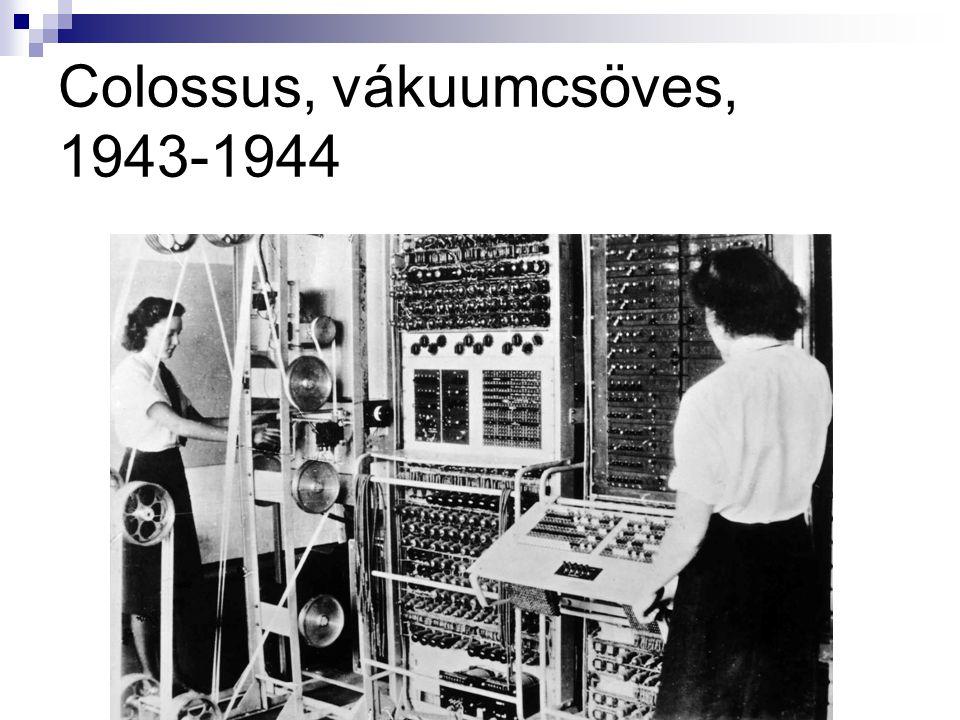 További processzorok Intel 4004->4040->8080->8085->8086...