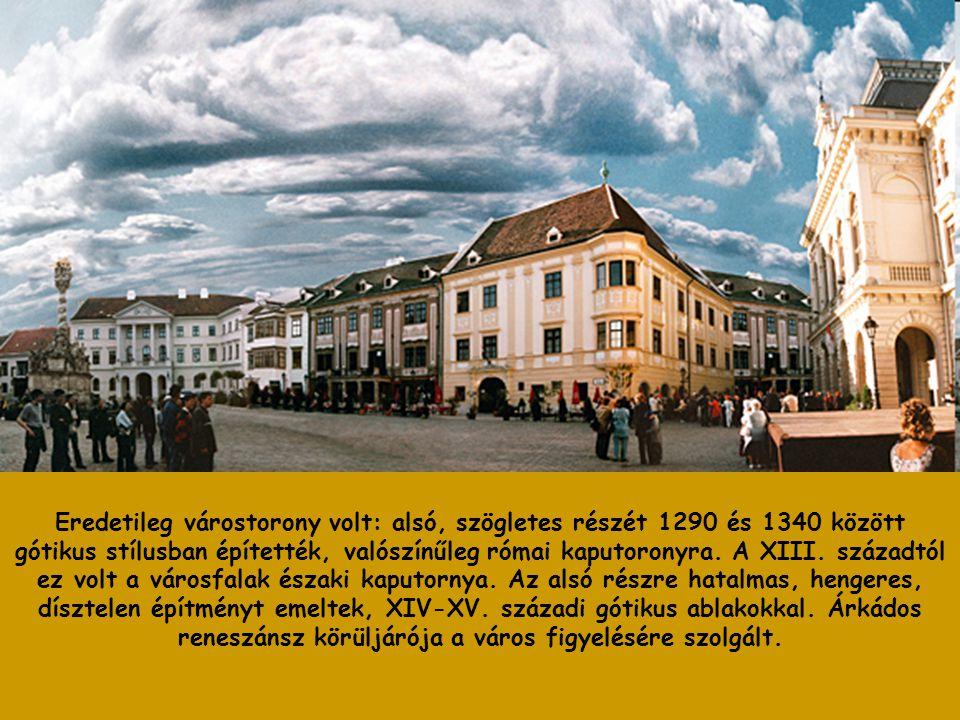 Ez a tér a város közigazgatási, kereskedelmi és idegenforgalmi központja.