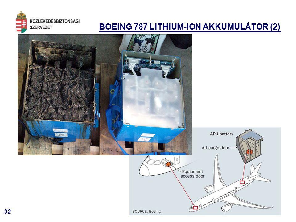 32 BOEING 787 LITHIUM-ION AKKUMULÁTOR (2)