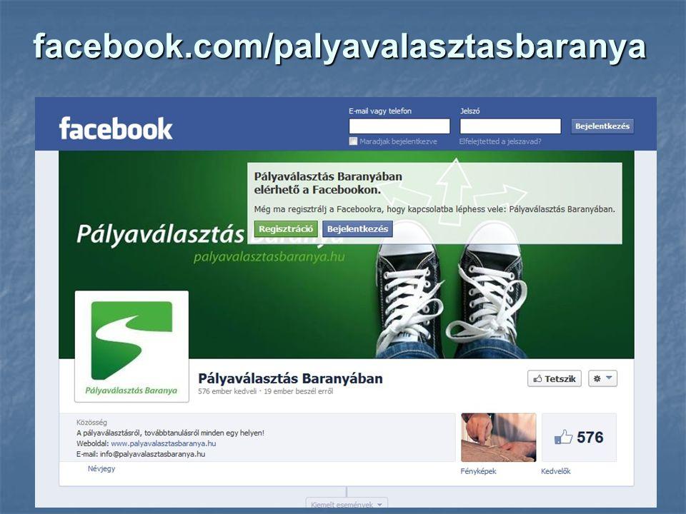 facebook.com/palyavalasztasbaranya