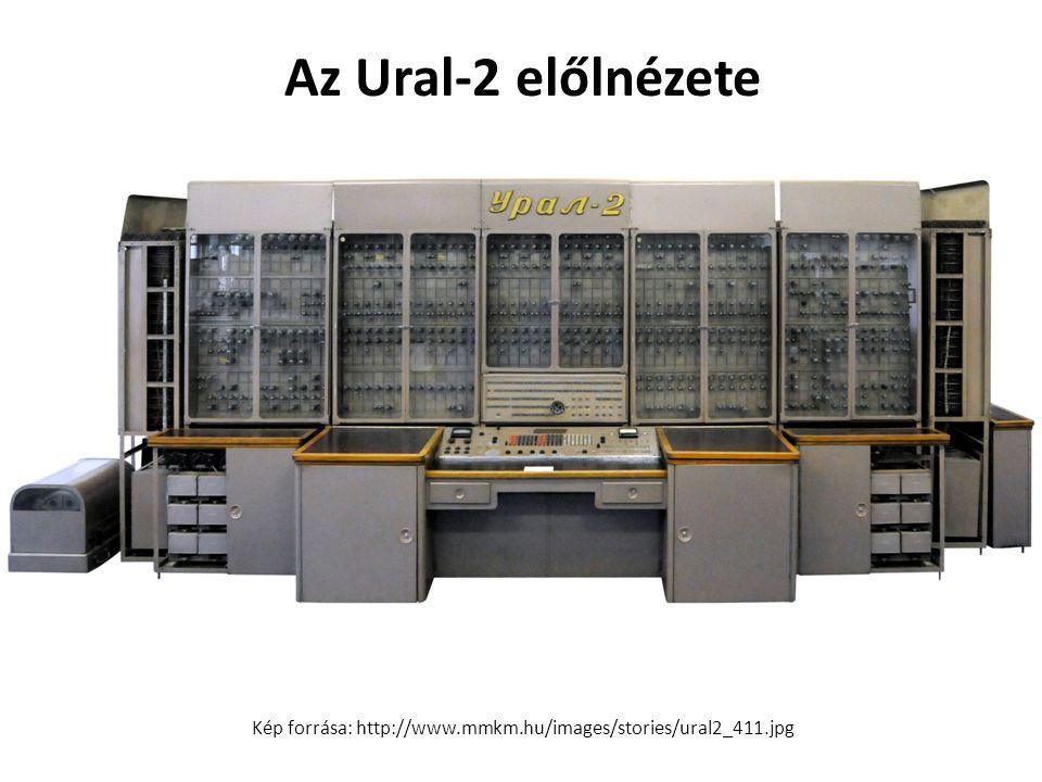 Az Ural-2 előlnézete Kép forrása: http://www.mmkm.hu/images/stories/ural2_411.jpg