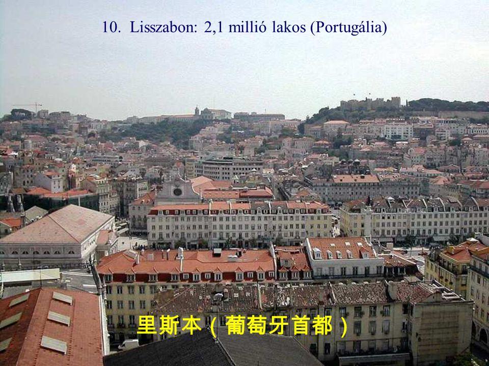 11. Bukarest: 2 millió lakos (Románia) 布加勒斯特(罗马尼亚首都)