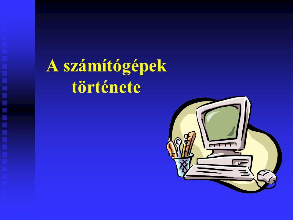 Az első PC