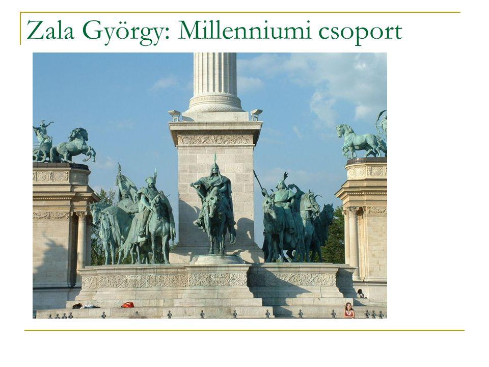 Zala György: Millenniumi csoport