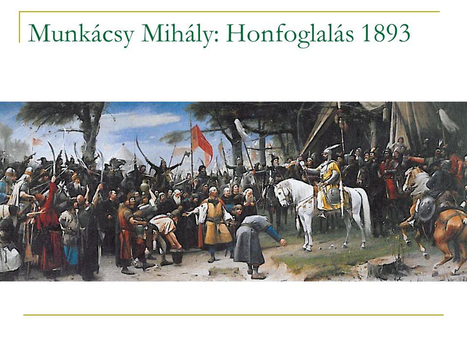 Munkácsy Mihály: Honfoglalás 1893