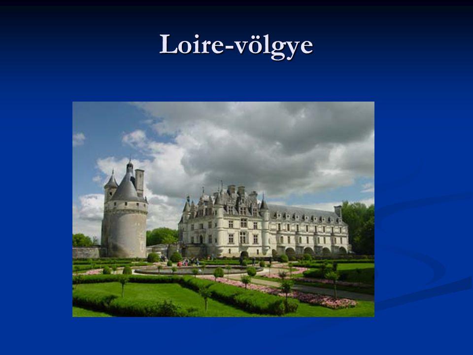 Loire-völgye