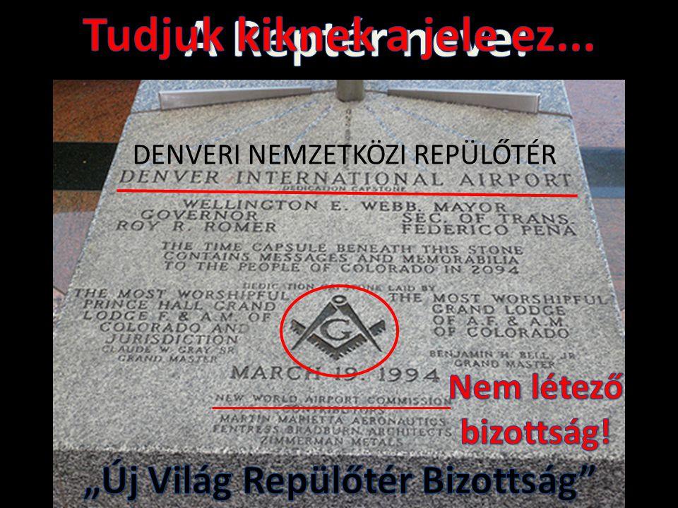 DENVERI NEMZETKÖZI REPÜLŐTÉR
