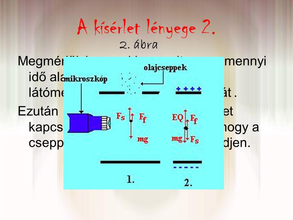 A kísérlet lényege 2.