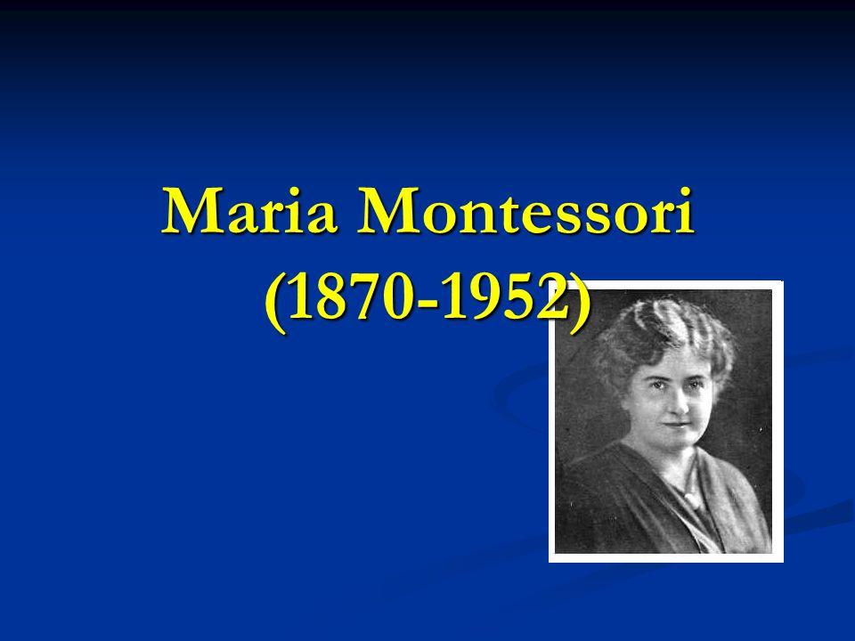 A francia gyógypedagógusok munkássága mellett módszerének megalapozásában hatottak Montessorira Rousseau, Pestalozzi és Fröbel gondolatia is.